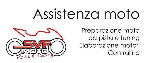 logo SVF Moto Villa Racing